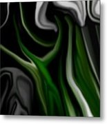 Abstract309h Metal Print by David Lane