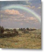 After The Storm Metal Print by Albert Bierstadt