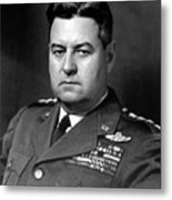 Air Force General Curtis Lemay  Metal Print by War Is Hell Store