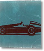 Alfa Romeo Tipo 159 Gp Metal Print by Naxart Studio