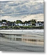 Along The Beach Metal Print by Joel P Black