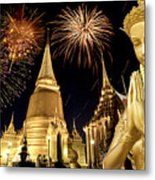 Amazing Thailand Metal Print by Anek Suwannaphoom