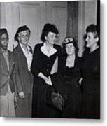 American Women Labor Leaders Metal Print by Everett