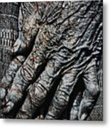 Ancient Hands Metal Print by Skip Nall