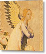 Angel Gabriel  Metal Print by Simone Martini