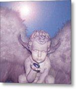 Angel-heart Metal Print by Ramon Labusch