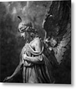 Angel Metal Print by Marc Huebner