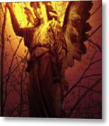 Angel Of Bless No. 03 Metal Print by Ramon Labusch
