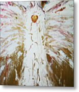 Angel Of Divine Healing Metal Print by Alma Yamazaki