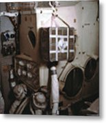 Apollo 13s Mailbox Metal Print by Nasa
