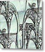 Arches 4 Metal Print by Tim Allen