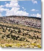 Arizona Hills Metal Print by Ryan Kelly