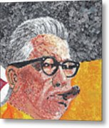 Art Rooney Metal Print by William Bowers