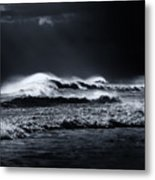 Atlantic Ocean Metal Print by Dapixara Art