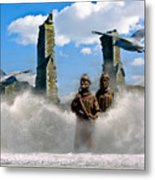 Atlantis Metal Print by Brian Roscorla