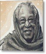 Aunt Irene Metal Print by Gary Williams