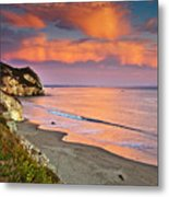 Avila Beach At Sunset Metal Print by Mimi Ditchie Photography