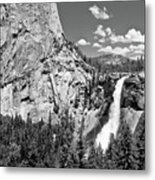 Awesome! Metal Print by George Imrie Photography