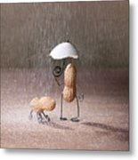 Bad Weather 02 Metal Print by Nailia Schwarz
