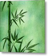 Bamboo Metal Print by Svetlana Sewell