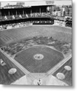 Baseball Game, C1953 Metal Print by Granger