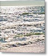 Beach Adventure Metal Print by Patrick M Lynch