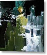 Beyond Horizons Metal Print by Anil Nene
