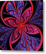Bipolar Metal Print by John Edwards