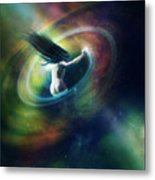Black Hole Metal Print by Mary Hood