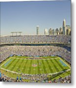 Boa Stadium Skyline Metal Print by Clear Sky Images