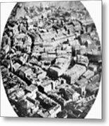 Boston 1860 Metal Print by Granger