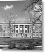 Bowling Green State University Hall Metal Print by University Icons
