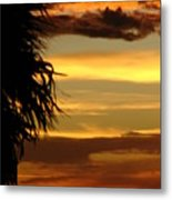 Breaking Dawn Metal Print by Priscilla Richardson