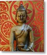 Buddha 2 Metal Print by Edward Myers