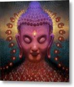 Burmese Step Metal Print by George Atherton
