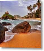 Cabo San Juan Metal Print by Skip Hunt