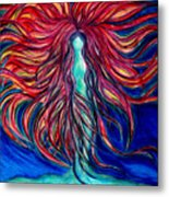 Calm In The Storm Metal Print by NARI - Mother Earth Spirit