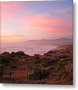 Cambria Metal Print by Michael Rock