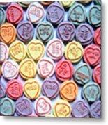 Candy Love Metal Print by Michael Tompsett