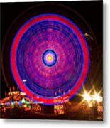 Carnival Hypnosis Metal Print by James BO  Insogna