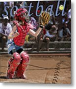 Catch It Metal Print by Kelley King