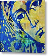 Chapter 10 Metal Print by Martina Anagnostou