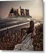 Chasing The Dreams Metal Print by Mo T