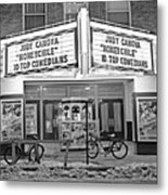 Chief Theater Metal Print by Larry Keahey