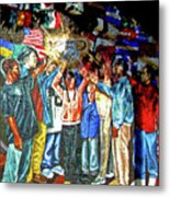 Child Of The People Metal Print by Michael Durst