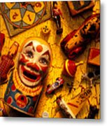 Childhood Toys Metal Print by Garry Gay