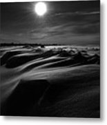 Chills Of Comfort Metal Print by JC Photography and Art
