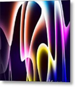 Chromasine Metal Print by Anthony Caruso