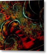Cirque Metal Print by Lauren Goia