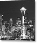 City Lights 1 Metal Print by John Gusky
